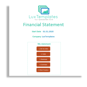 Info e-commerce financial statement analaysis
