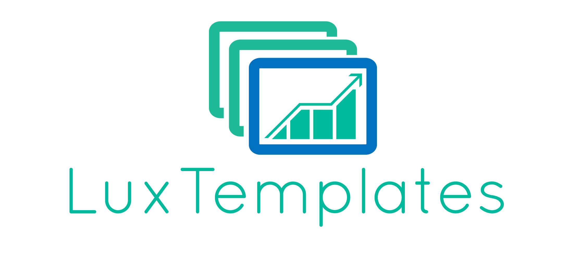 Templates logo Excel Spreadsheet Dashboard