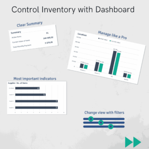 how to control inventory
