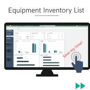 Equipment Inventory Dashboard