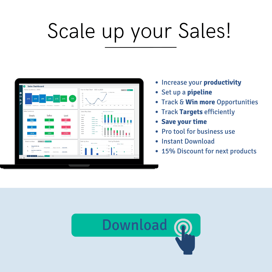 scale up sales