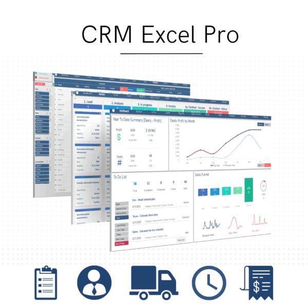 Excel CRM Pro