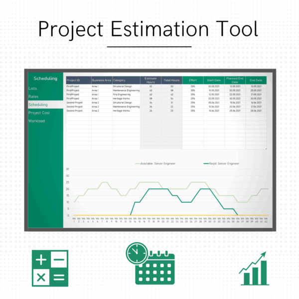 Project Estimation Scheduling Engineer