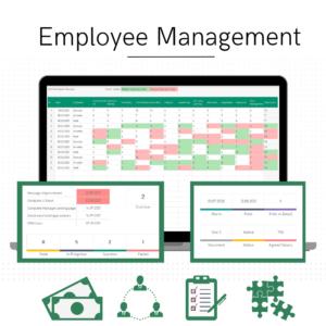 employee spreadsheet excel