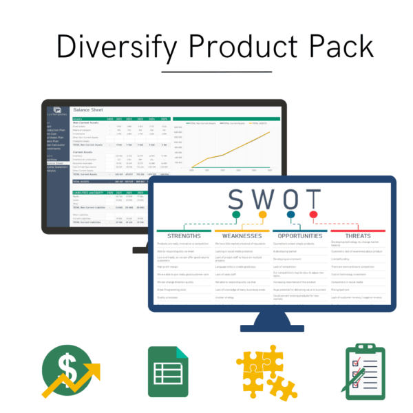 Diversify Product Planner